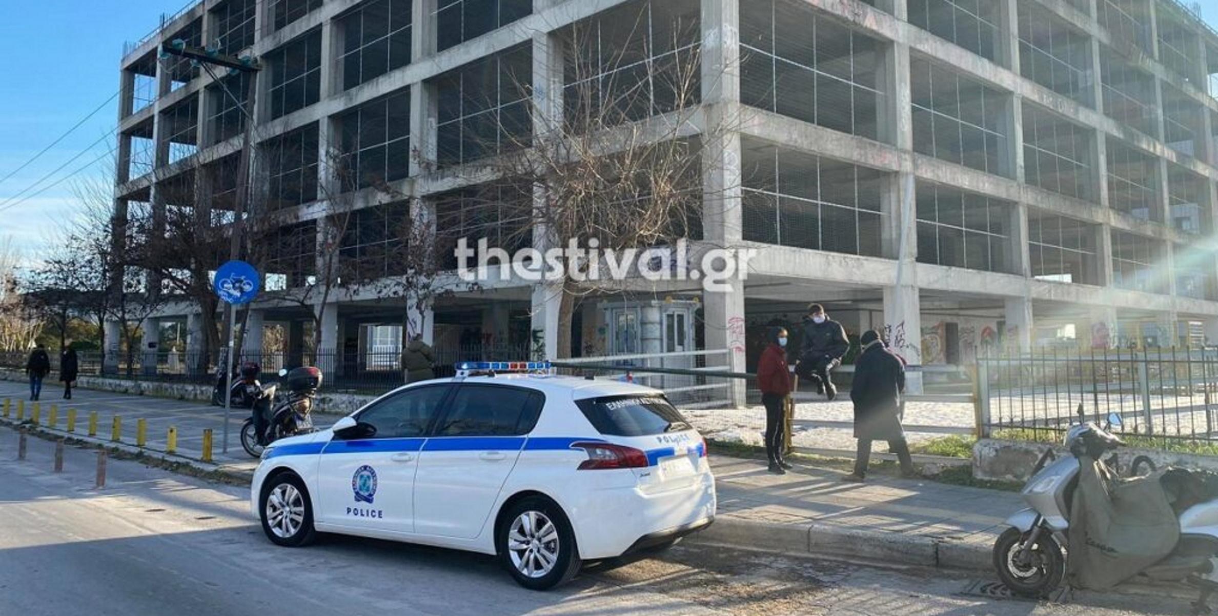 Θεσσαλονίκη: Πτώμα σε κτήριο του ΑΠΘ – Φοιτητές αντίκρισαν το μακάβριο θέαμα (pics, video)
