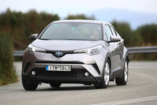 Τι να προσέξετε αν ψάχνετε για μεταχειρισμένο Toyota C-HR [pics]