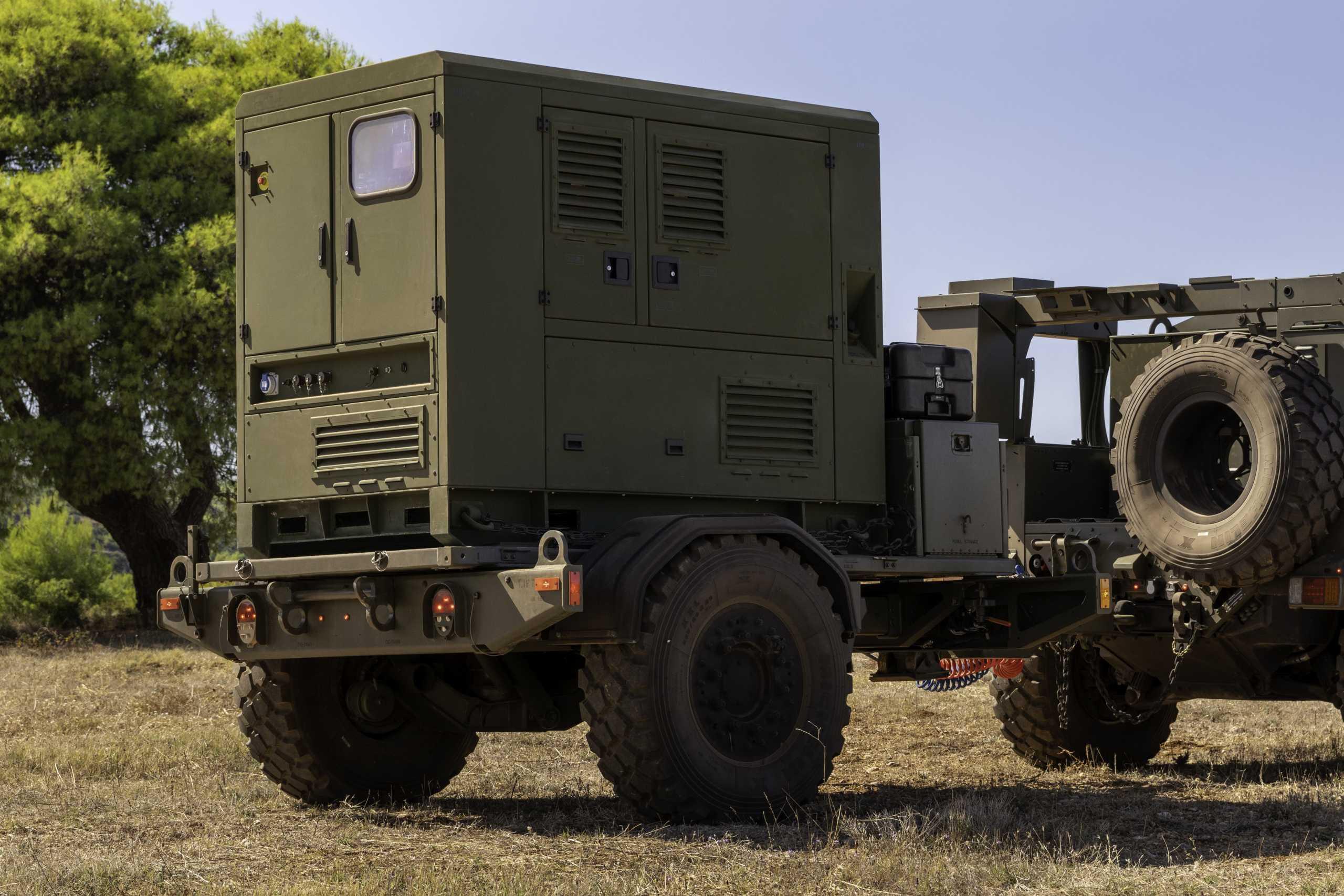 Intracom Defense: Συμφωνία με την εταιρεία Marshall Aerospace and Defence Group
