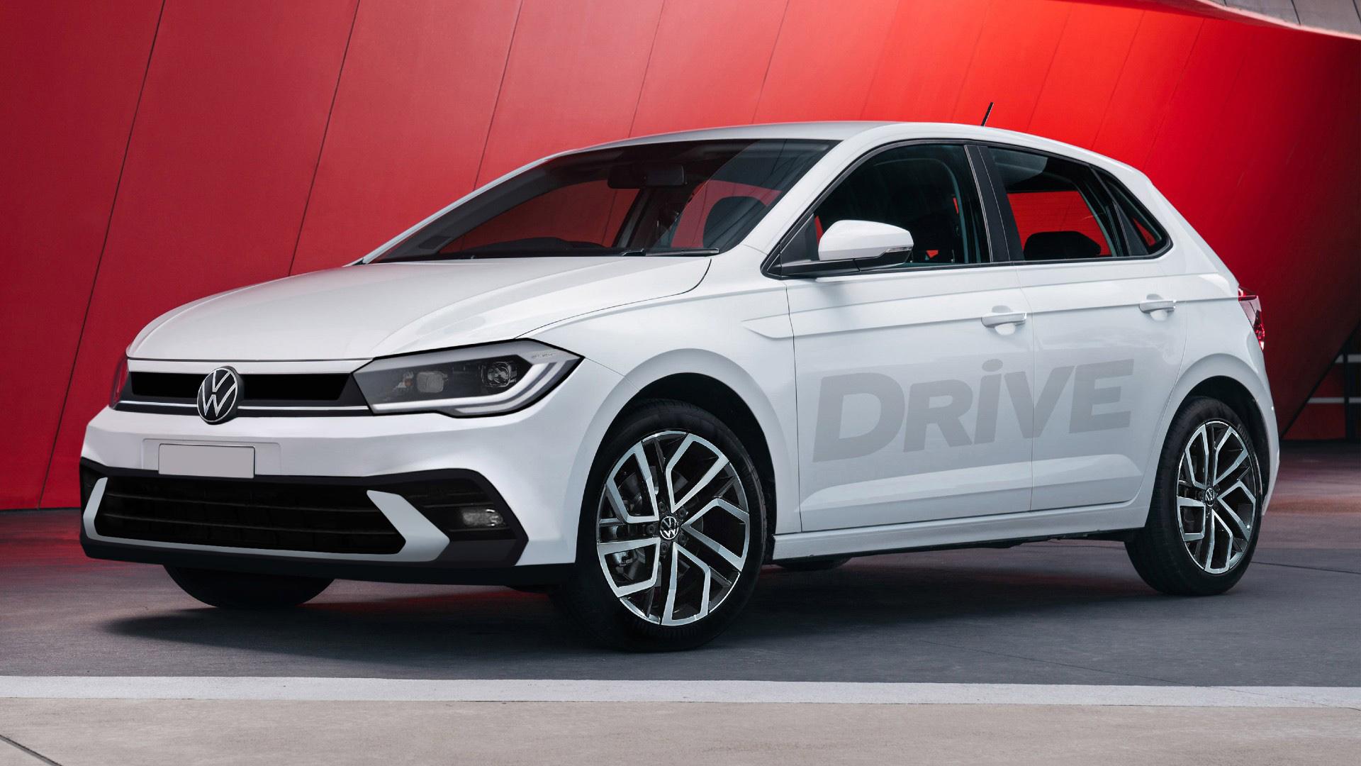 Έρχεται το ανανεωμένο Volkswagen Polo