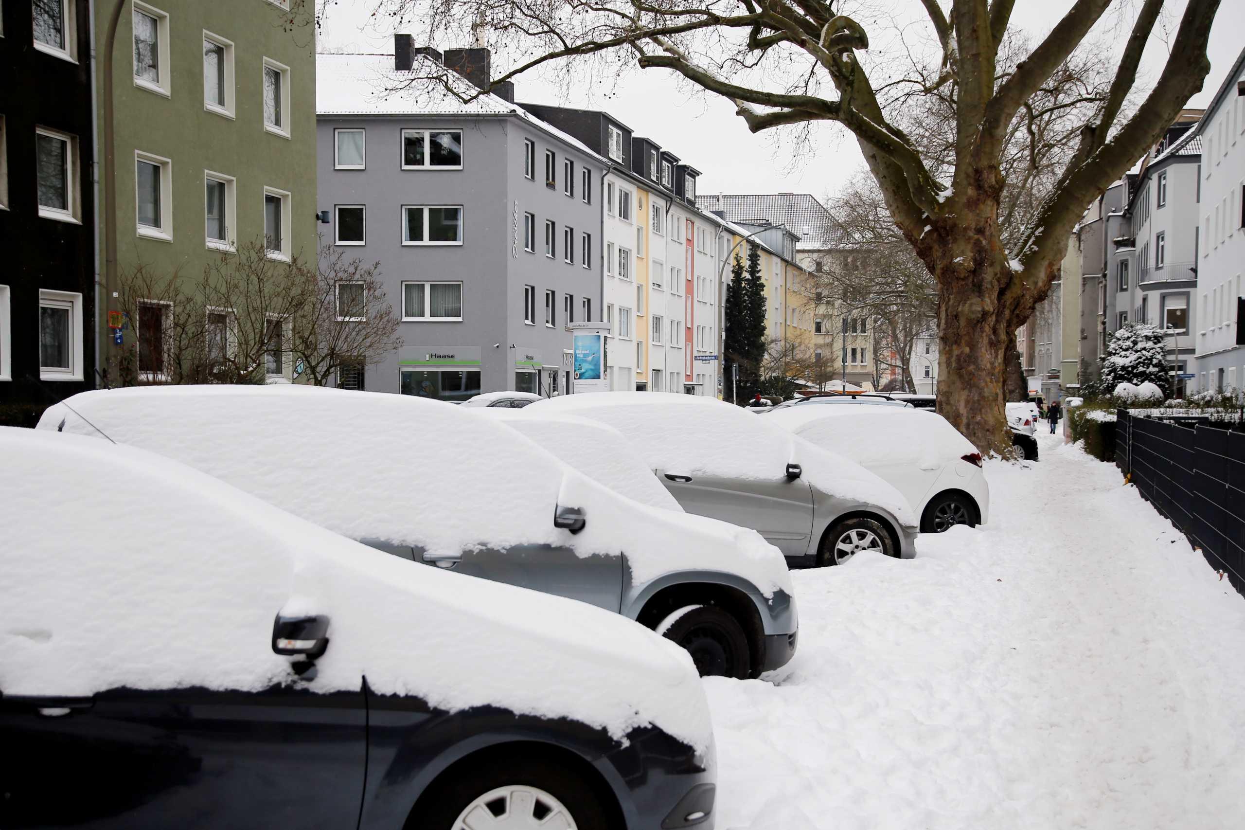 Ρεκόρ χαμηλής θερμοκρασίας για φέτος στην Γερμανία στους -28,8°C