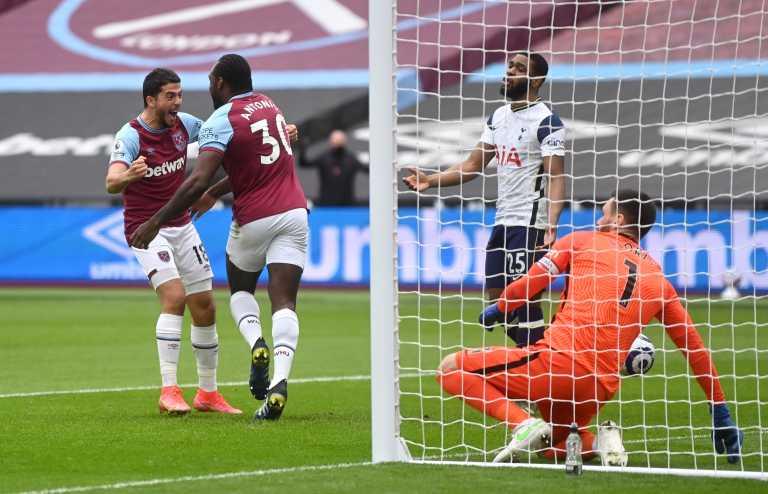 Premier League: «Σεντονάτη» Γουέστ Χαμ πάτησε την Τότεναμ (video)