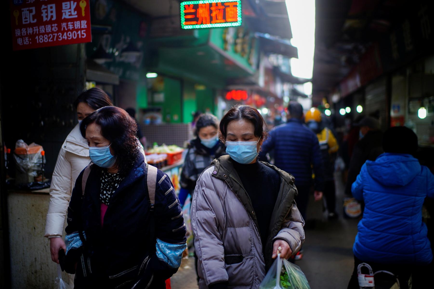 Κορονοϊός: Η Κίνα δεν δίνει στον ΠΟΥ δεδομένα από τα πρώτα κρούσματα