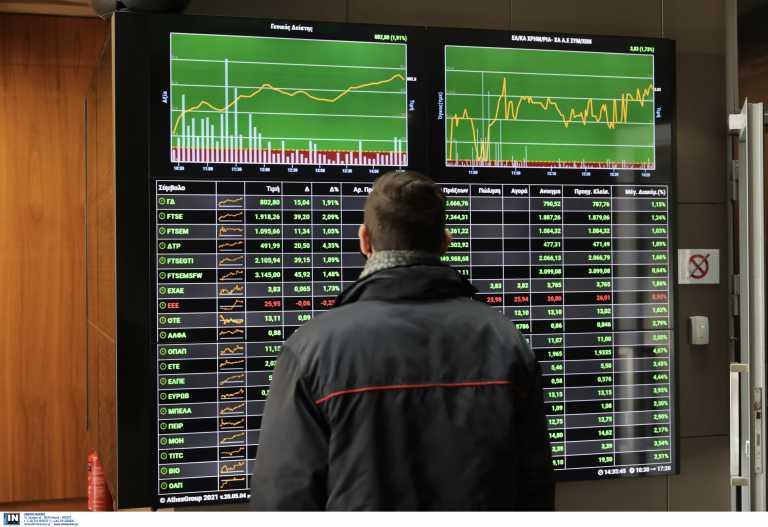 Χρηματιστήριο: Κλείσιμο με οριακή πτώση – 71,34 εκατομμύρια ευρώ ο τζίρος