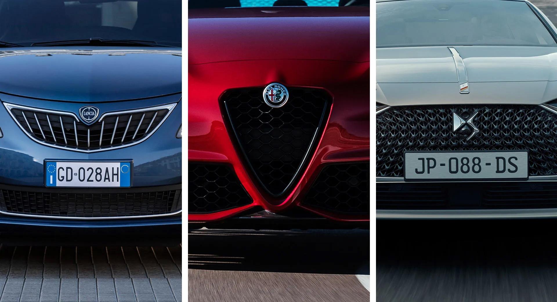 Σχέδιο κοινής ανάπτυξης για τις Alfa Romeo, DS και Lancia