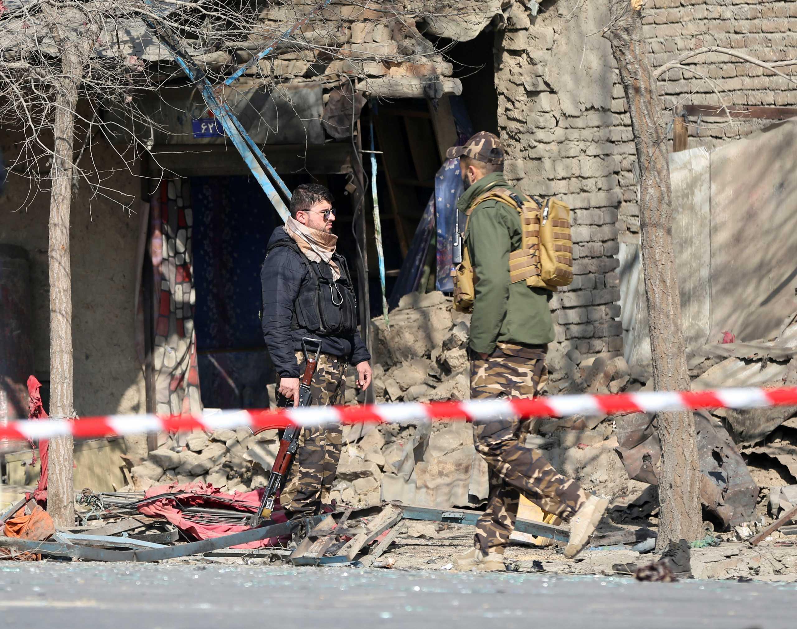 Αφγανιστάν: Άρχισε η εκκένωση της πρεσβείας των ΗΠΑ στη Καμπούλ