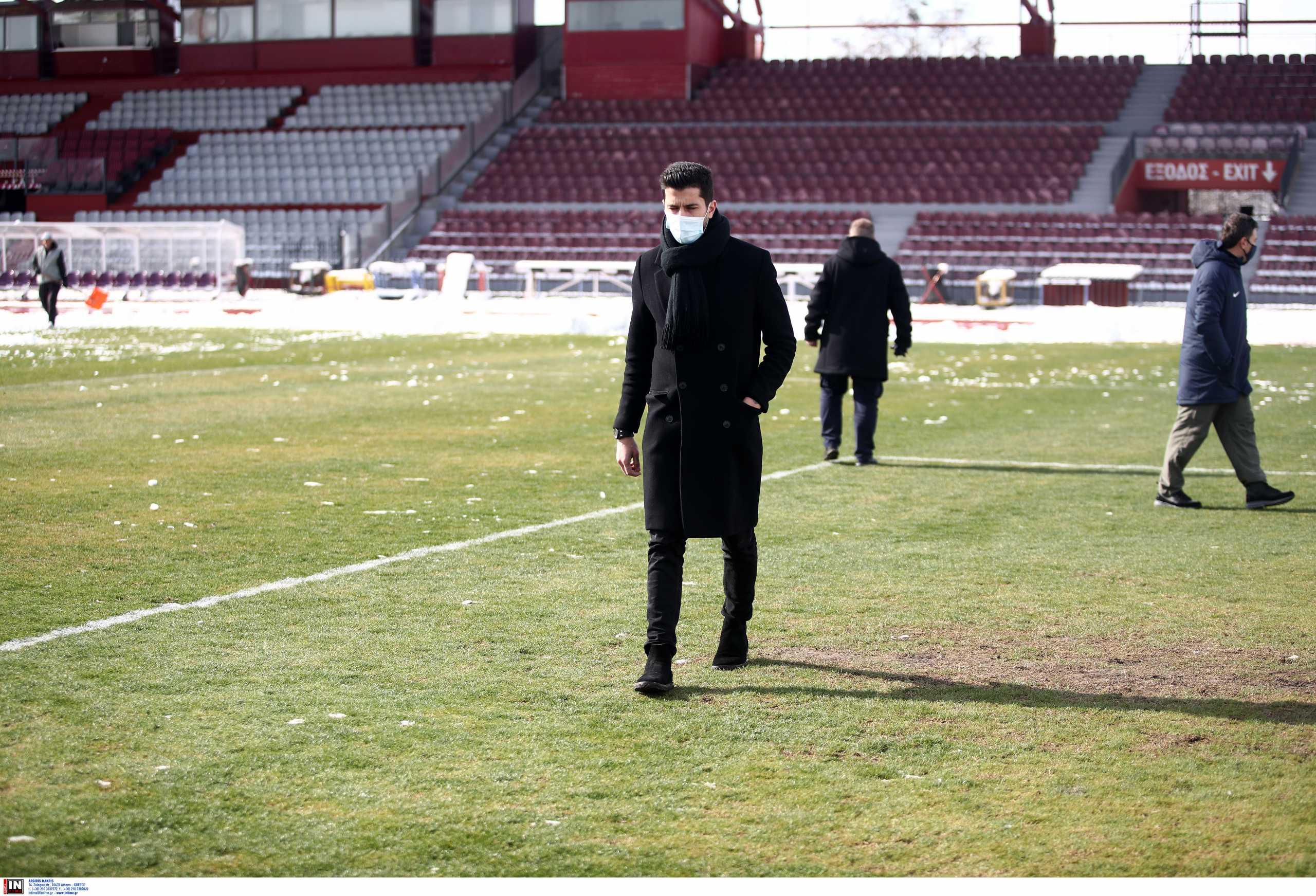 ΑΕΛ – ΑΕΚ: Καθαρό το γήπεδο και όλα δείχνουν σέντρα