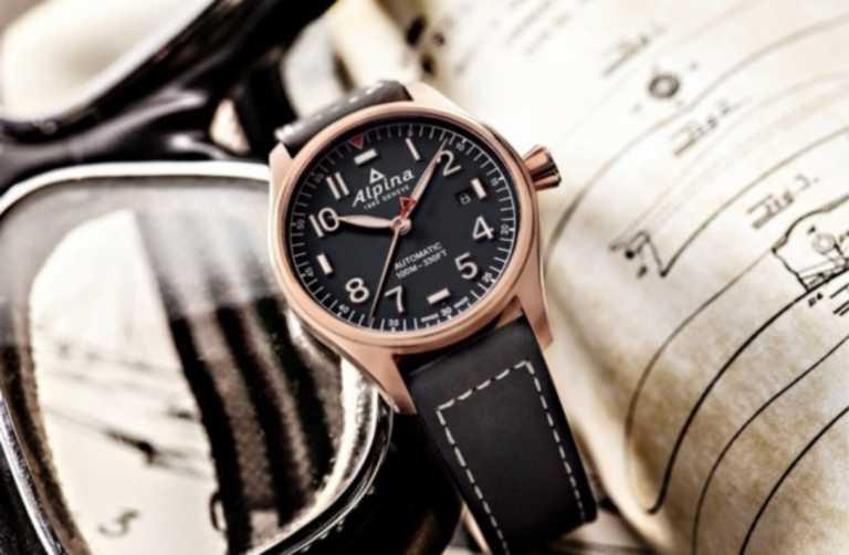 5 πανέμορφα και προσιτά pilot ρολόγια από την Alpina
