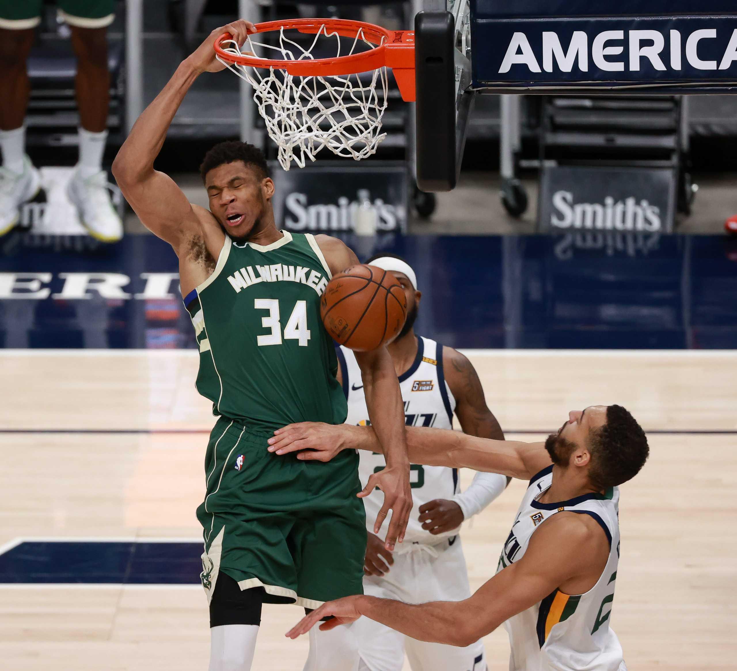 Νέα ήττα για τους Μπακς παρά τον «τριπλό» Αντετοκούνμπο – Τα αποτελέσματα στο NBA (videos)