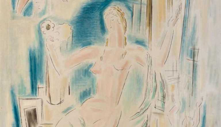 Ο πίνακας του Παρθένη που «έπιασε» 370.680 ευρώ – Όλα τα ελληνικά best sellers