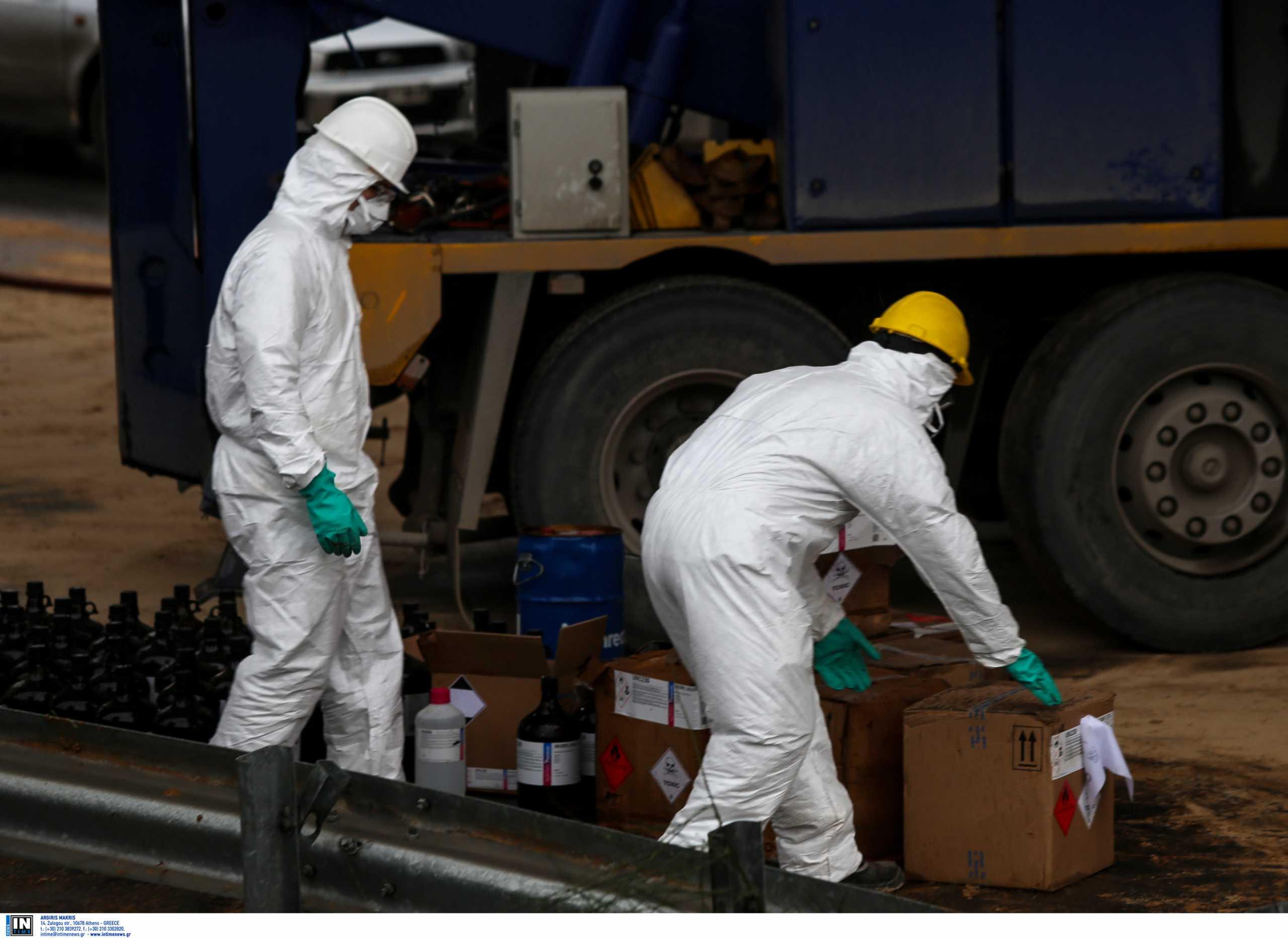 Ισπανία: Μετανάστης βρέθηκε ζωντανός μέσα σε σάκο με τοξικά απόβλητα