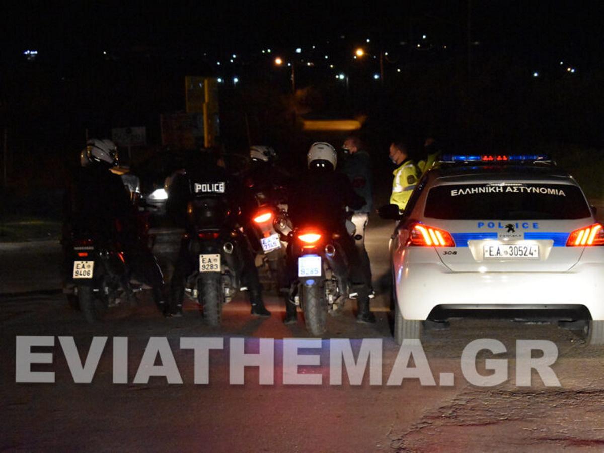 Επιχείρηση της Αστυνομίας μετά από πυροβολισμούς στη Νέα Αρτάκη (video)