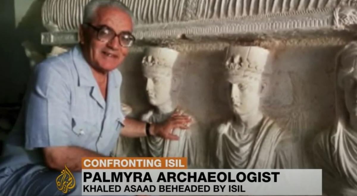 Συρία: Βρήκαν το πτώμα ήρωα αρχαιολόγου που αποκεφάλισαν τζιχαντιστές – Προσπάθησε να προστατέψει την Παλμύρα (pics, vids)