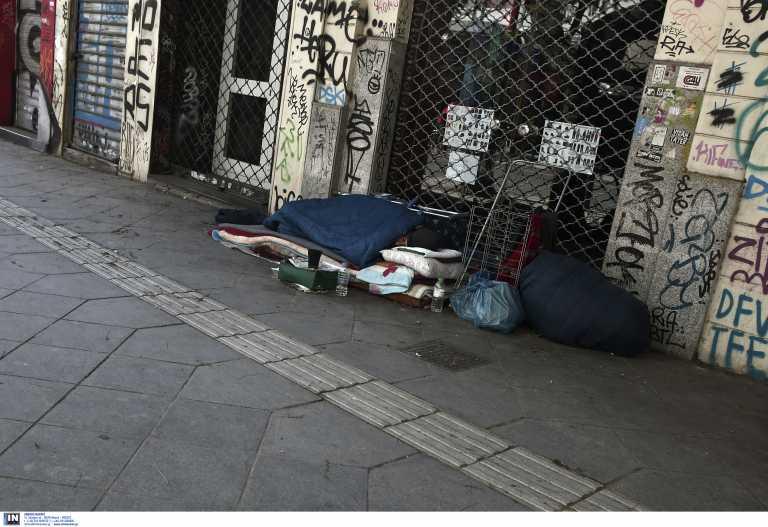 Ρέθυμνο: Έκλεψαν λεφτά από άστεγο άνδρα
