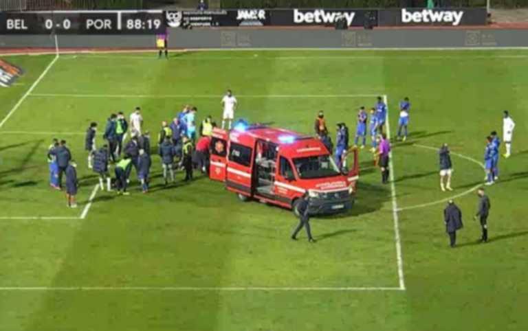 Τραυματισμός σοκ για παίκτη της Πόρτο – Έκλαιγαν συμπαίκτες και αντίπαλοι (video)
