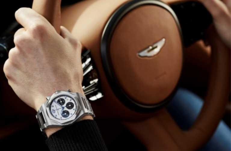 Οι Aston Martin και Girard-Perregaux συνεργάζονται για την δημιουργία νέων ρολογιών