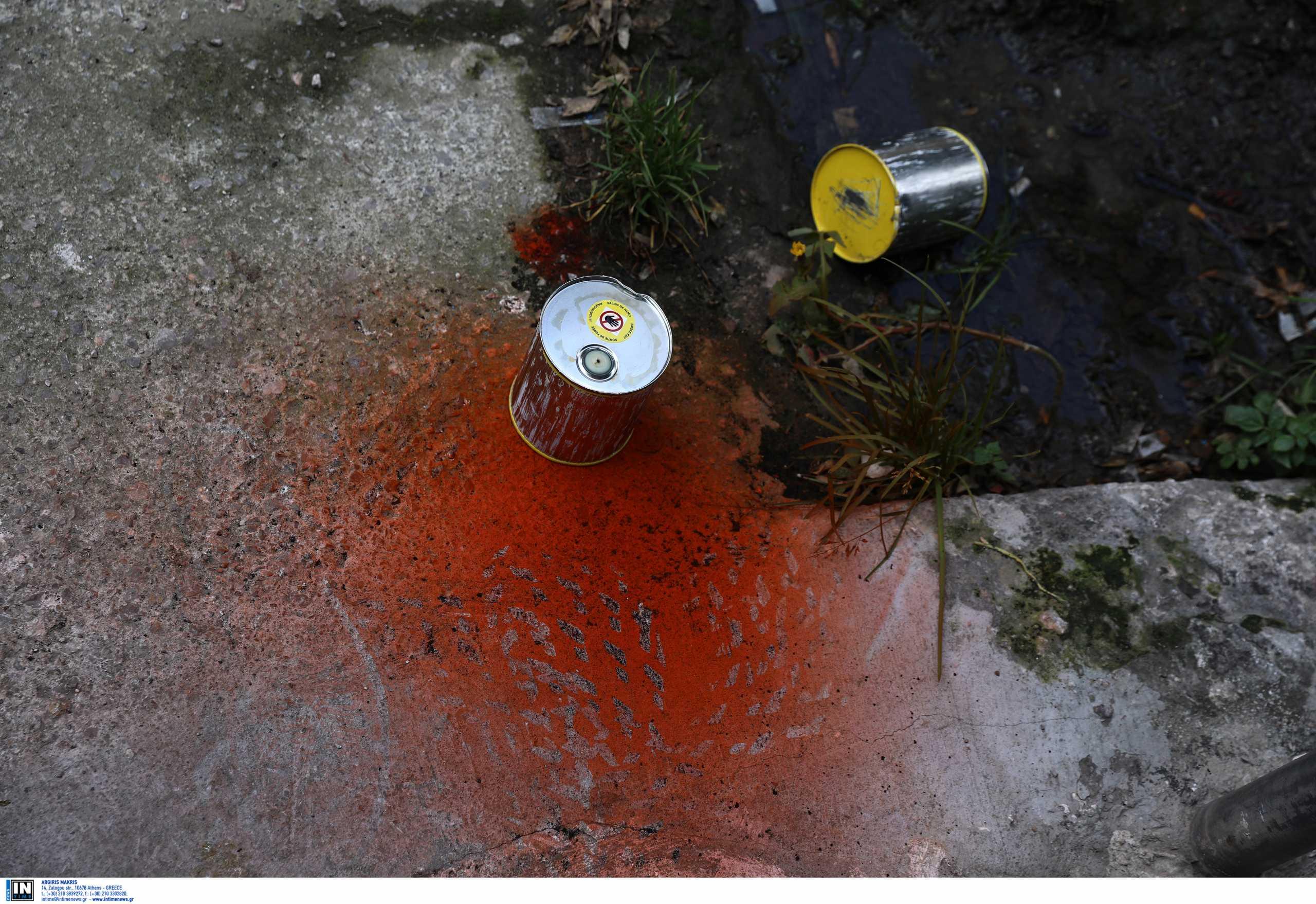 Video ντοκουμέντο από την καταδρομική επίθεση στο ΑΤ Καισαριανής