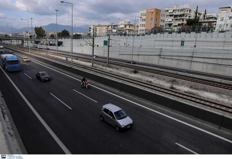 Αττική Οδός: Καθυστερήσεις λόγω ατυχήματος