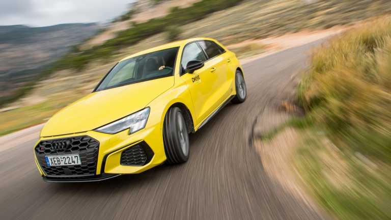 Δοκιμάζουμε το νέο και… εκρηκτικό Audi S3 Sportback! [pics]