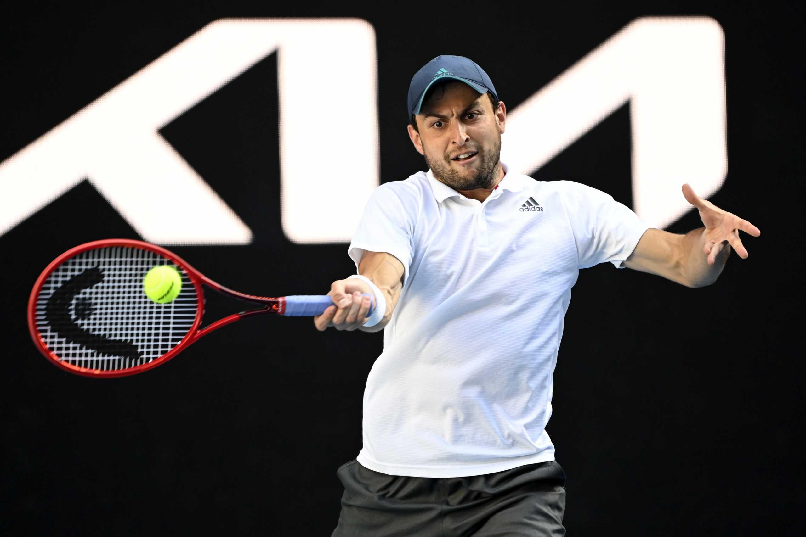 Έκπληξη στο Australian Open, πρόωρος αποκλεισμός για Σβάρτσμαν (video)