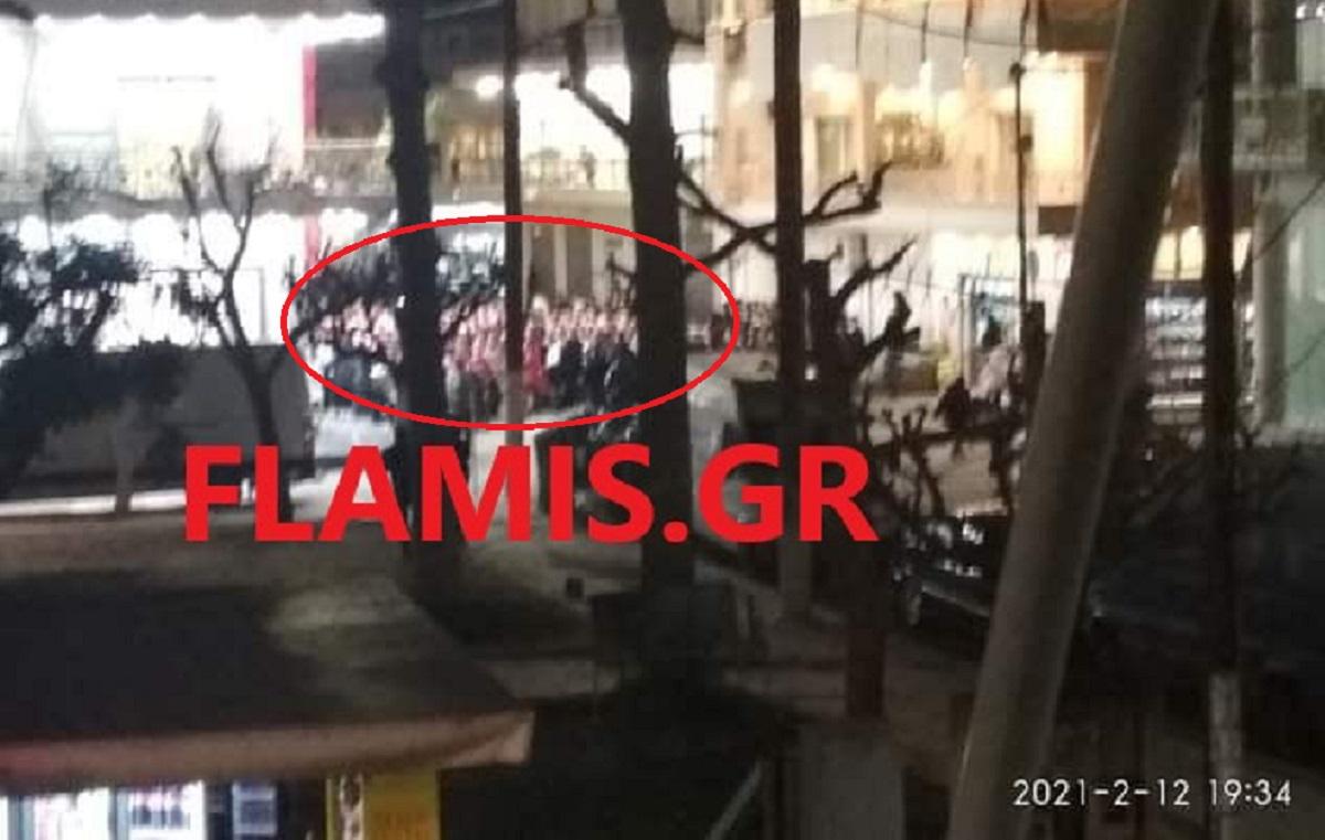Κορονο-πάρτι αρραβώνων με δεκάδες καλεσμένους στην Αχαΐα του σκληρού lockdown (pic)