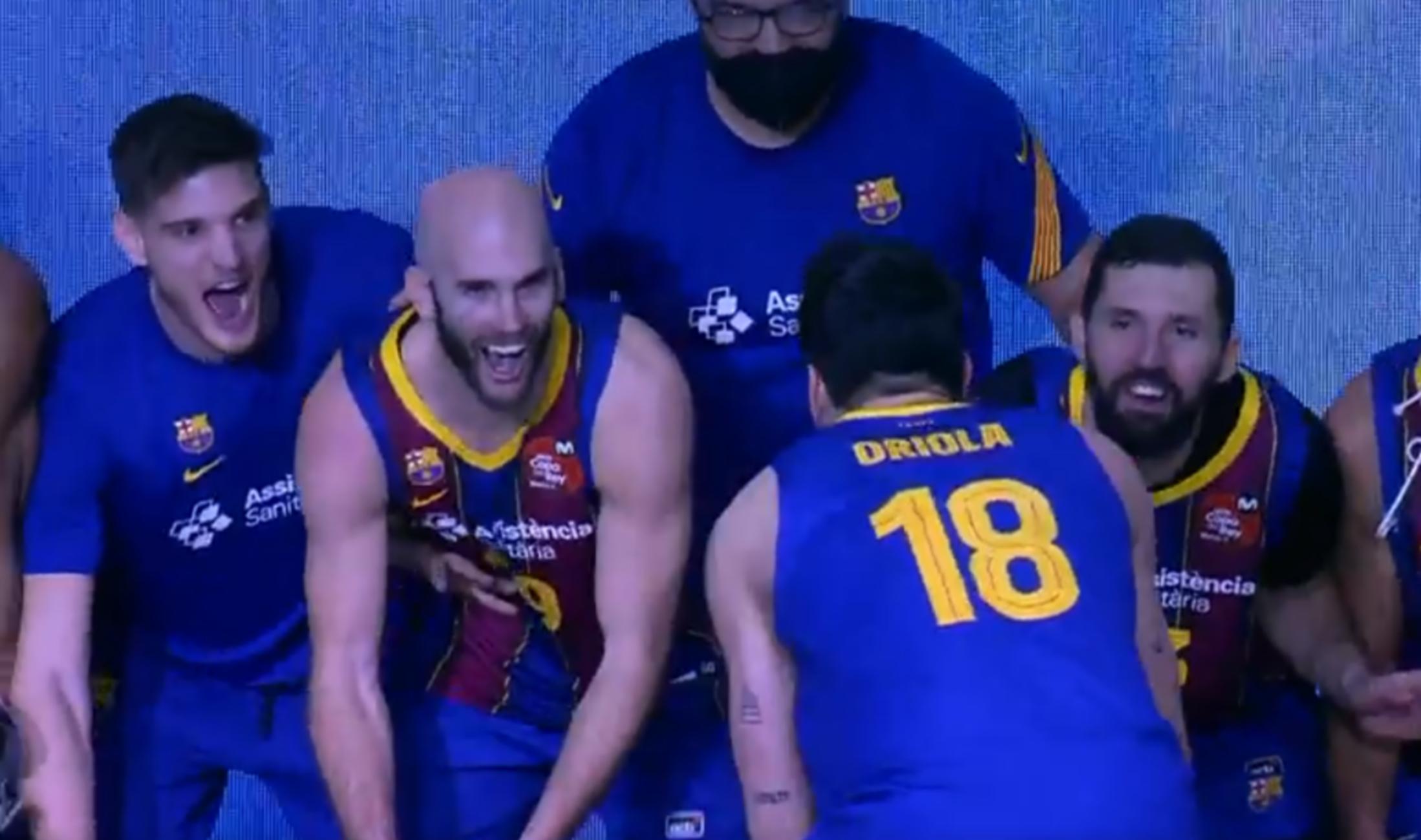 Με σούπερ Καλάθη η Μπαρτσελόνα «σήκωσε» το Κύπελλο Ισπανίας (video)