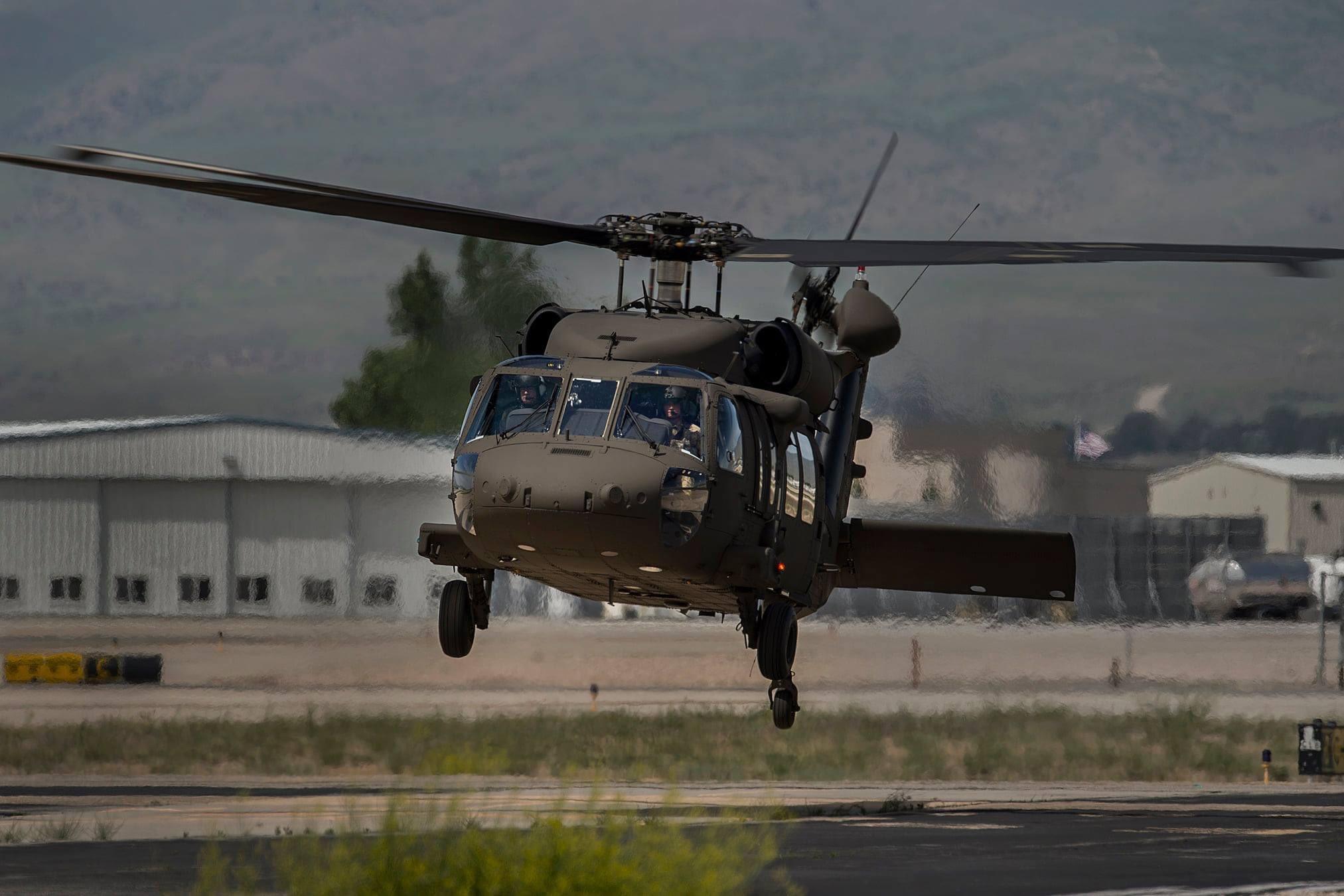 Συναγερμός στις ΗΠΑ: Συντριβή ελικοπτέρου Black Hawk στο Άινταχο με τρεις νεκρούς