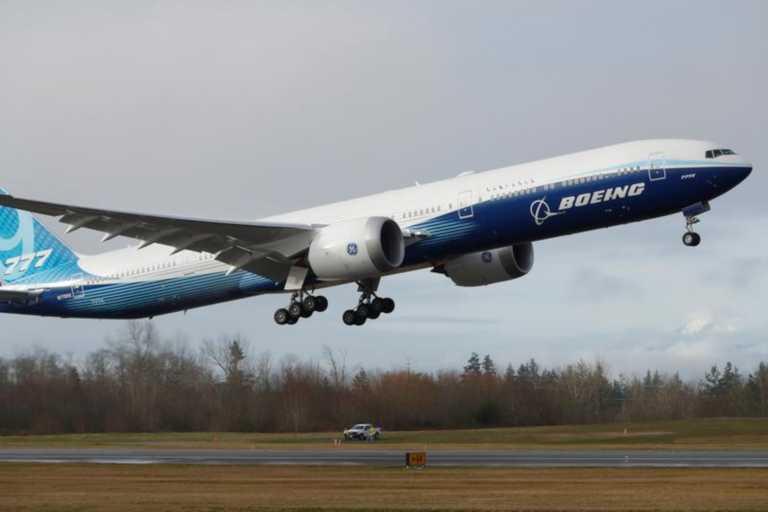 Κι άλλο Boeing 777 έκανε αναγκαστική προσγείωση