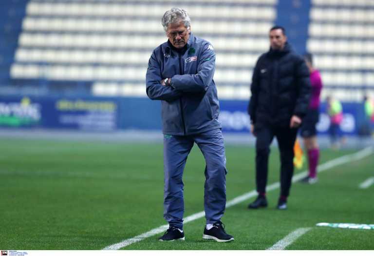 Παναθηναϊκός: «Δεν μπορούμε να κρυφτούμε, στις 9 ευκαιρίες πρέπει να βάλεις γκολ» δήλωσε ο Μπόλονι