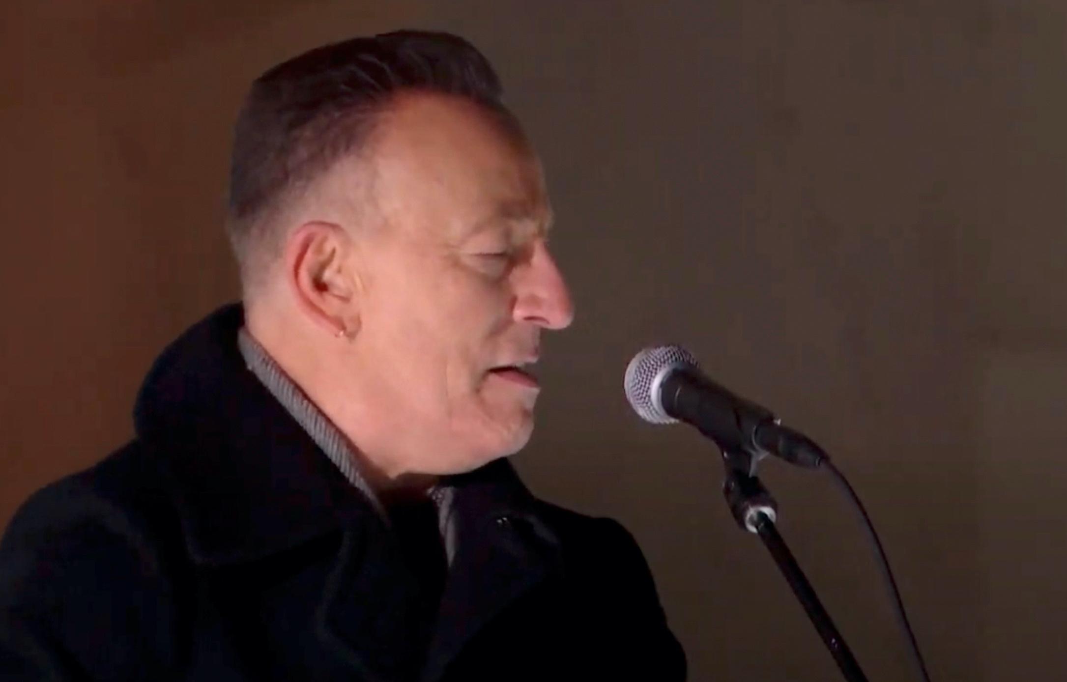 Συνελήφθη ο Μπρους Σπρίνγκστιν