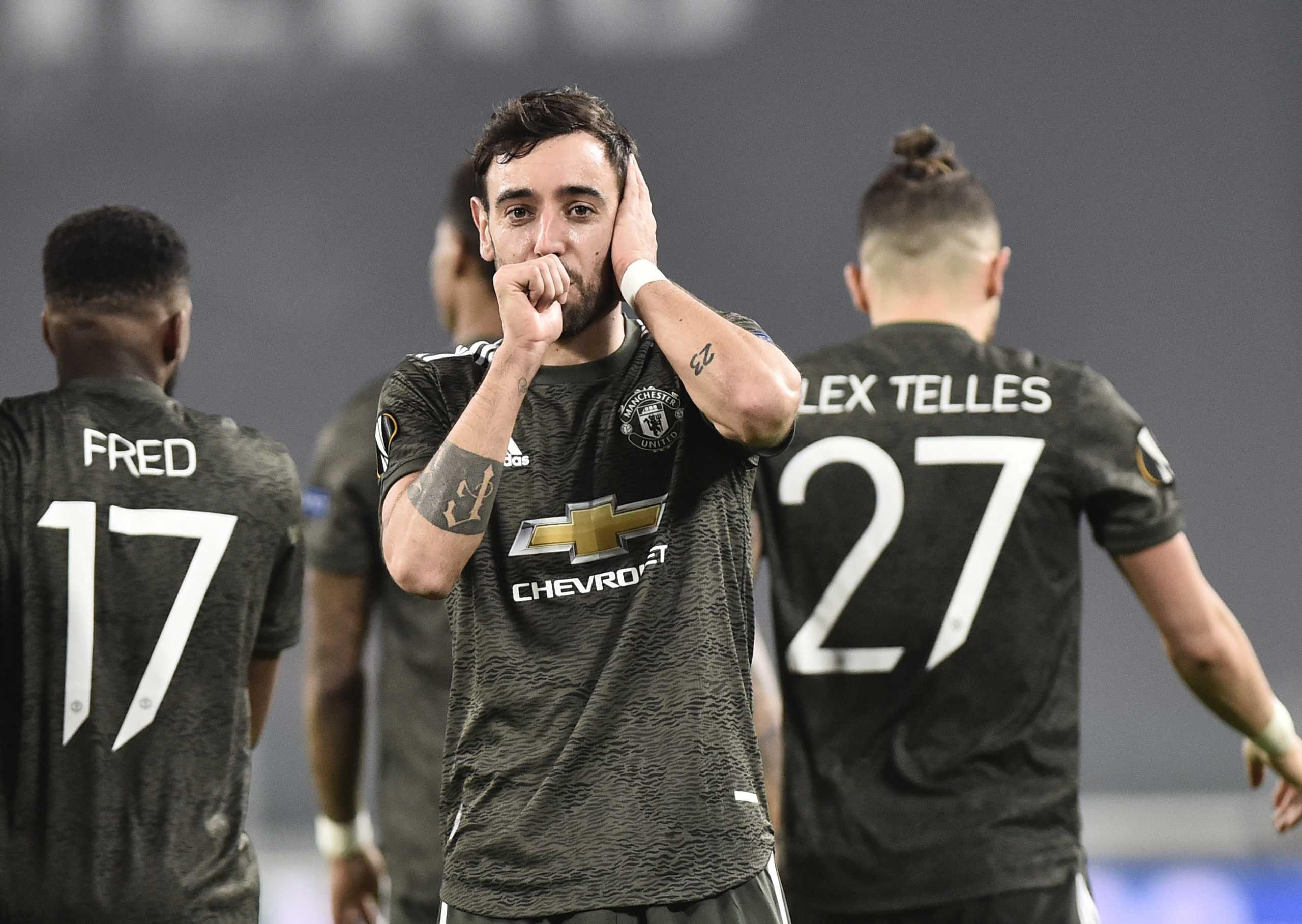 Europa League: «Βροχή» τα γκολ με διπλά πρόκρισης για Γιουνάιτεντ και Τότεναμ (videos)