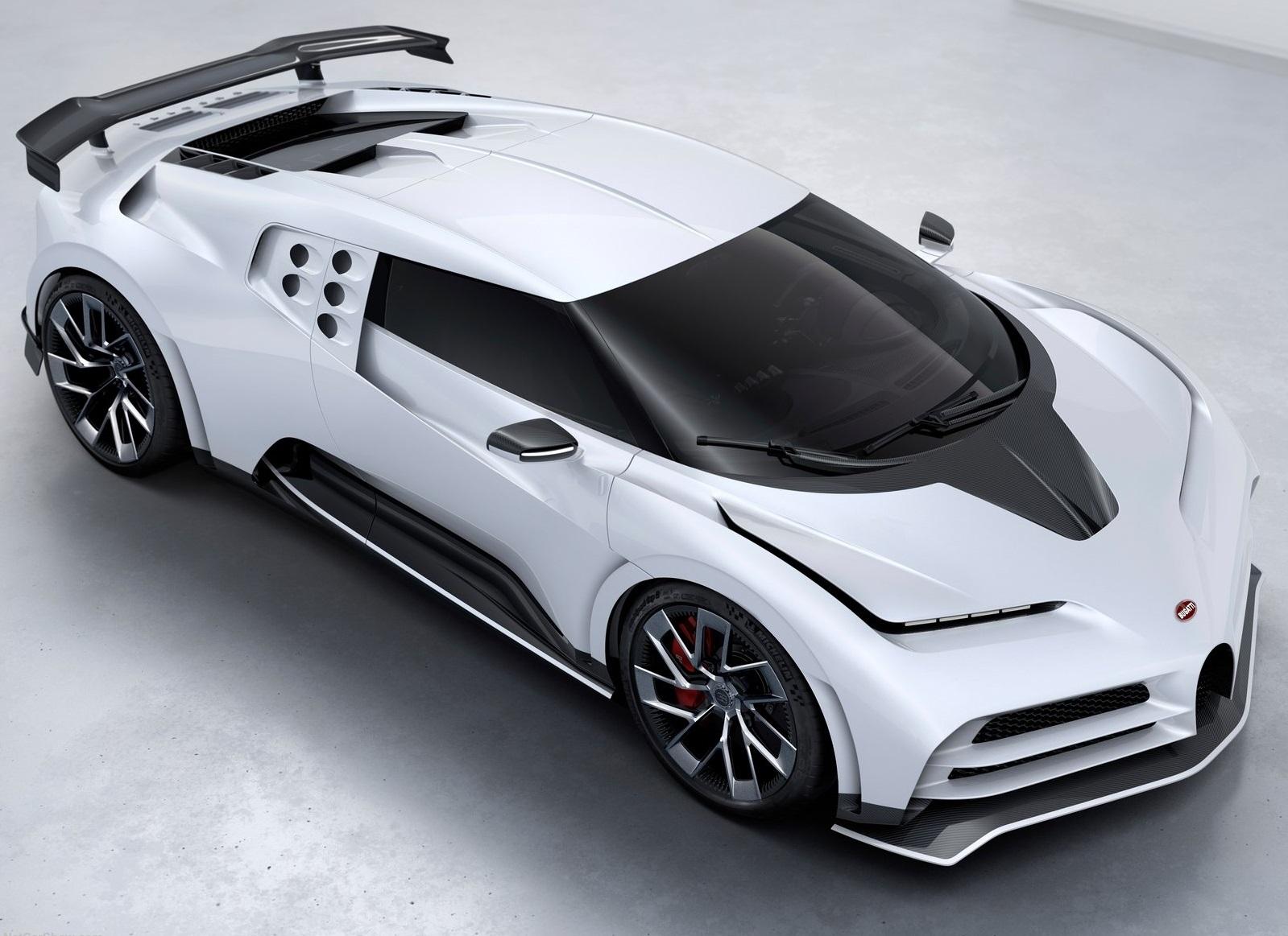Που σκέφτεται να πουλήσει τη Bugatti ο όμιλος VW;