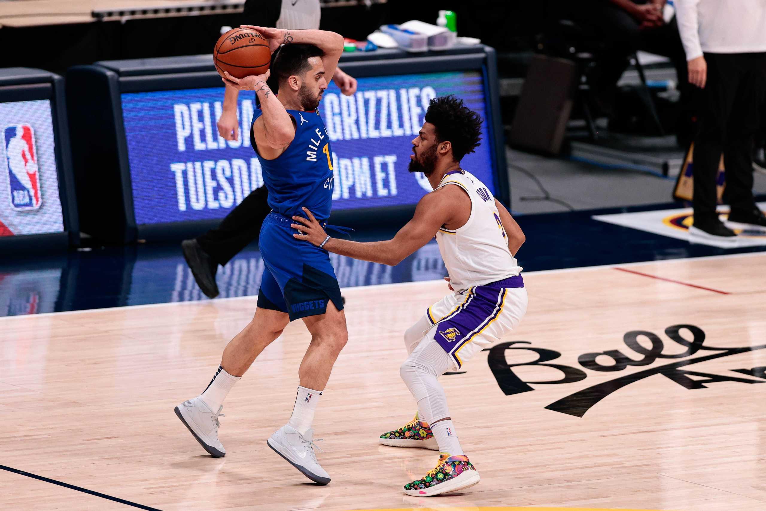Ο Καμπάτσο έδωσε αδιανόητη ασίστ στο NBA (video)
