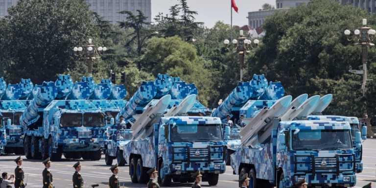 IISS: Η «ναυτική» απειλή της Κίνας, η πανδημία COVID-19 και οι στρατιωτικές δαπάνες – ρεκόρ το 2020!