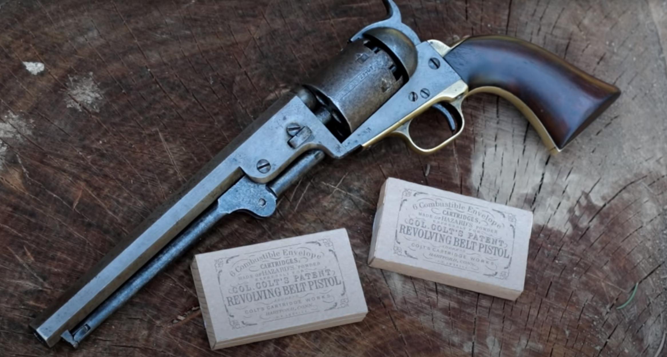 Η θρυλική βιομηχανία όπλων Colt εξαγοράζεται από την τσεχική CZG