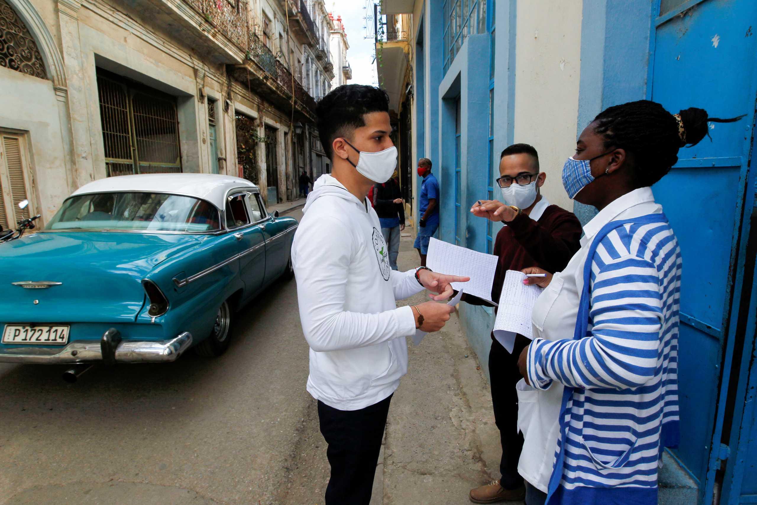 Κούβα: 77 νεκροί και 6.277 νέα κρούσματα κορονοϊού