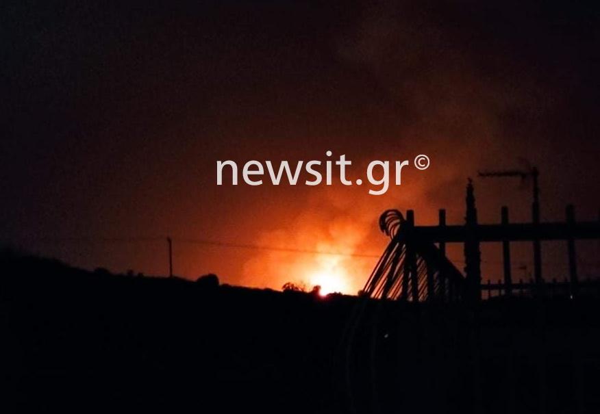 Διακοπή ρεύματος: Μπλακ άουτ στη μισή Αττική και την Πελοπόννησο από έκρηξη σε μετασχηματιστή (video)