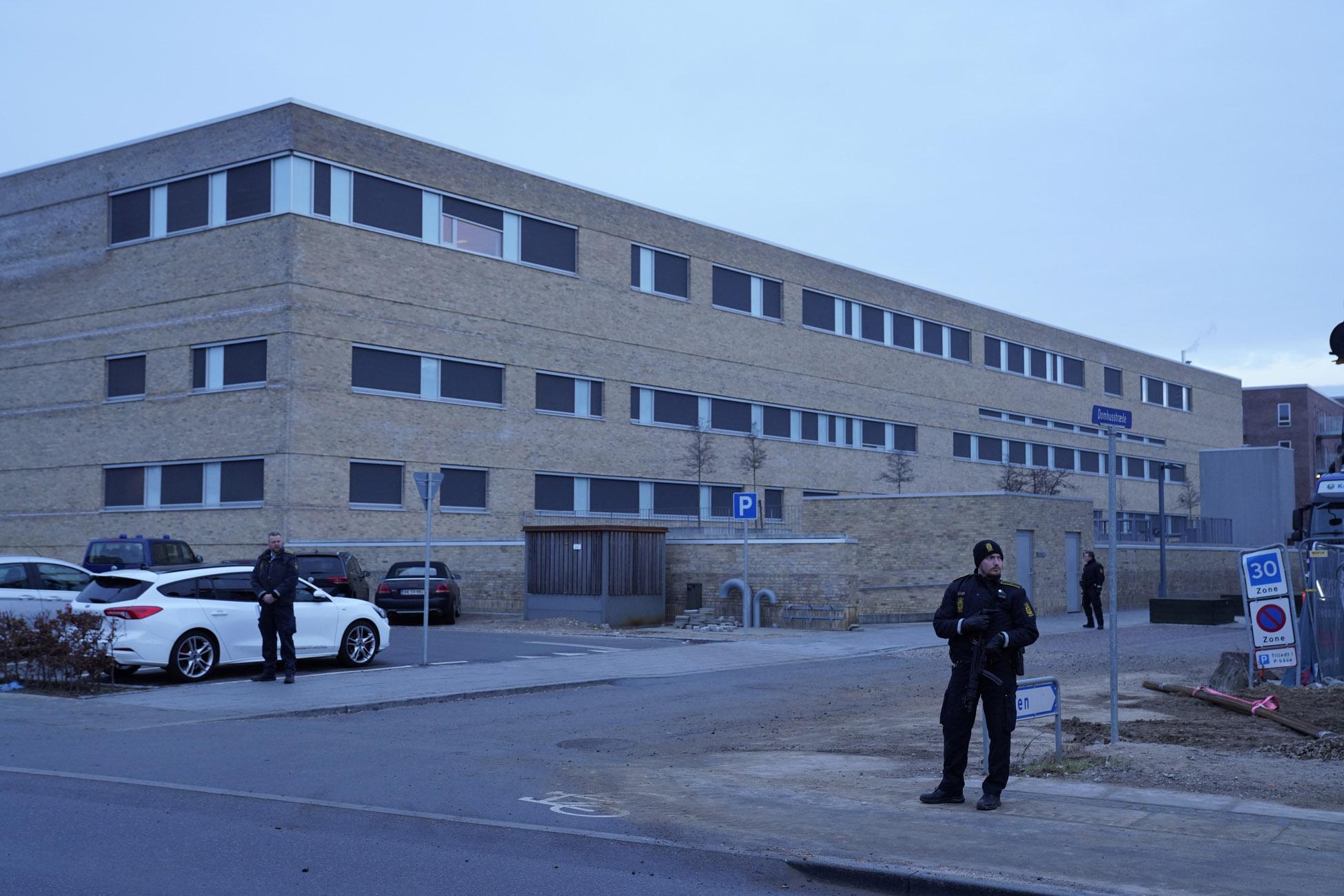 Δανία – κορονοϊός: 8 συλλήψεις σε διαδήλωση κατά των μέτρων περιορισμού