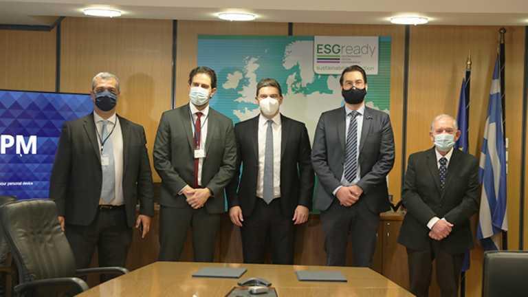 Ηχηρό deal στον τομέα ενέργειας: ΔΕΠΑ και Σωληνουργεία Κορίνθου χαράσσουν κοινή στρατηγική για το υδρογόνο