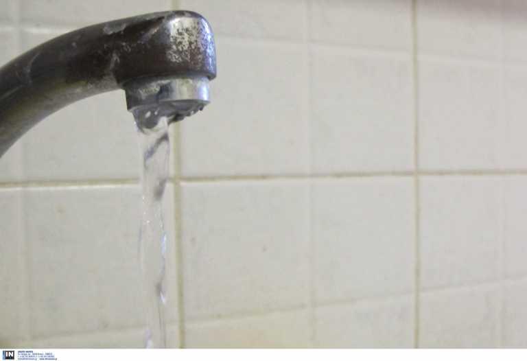 Διακοπή νερού την Κυριακή στο Δήμο Ελευσίνας
