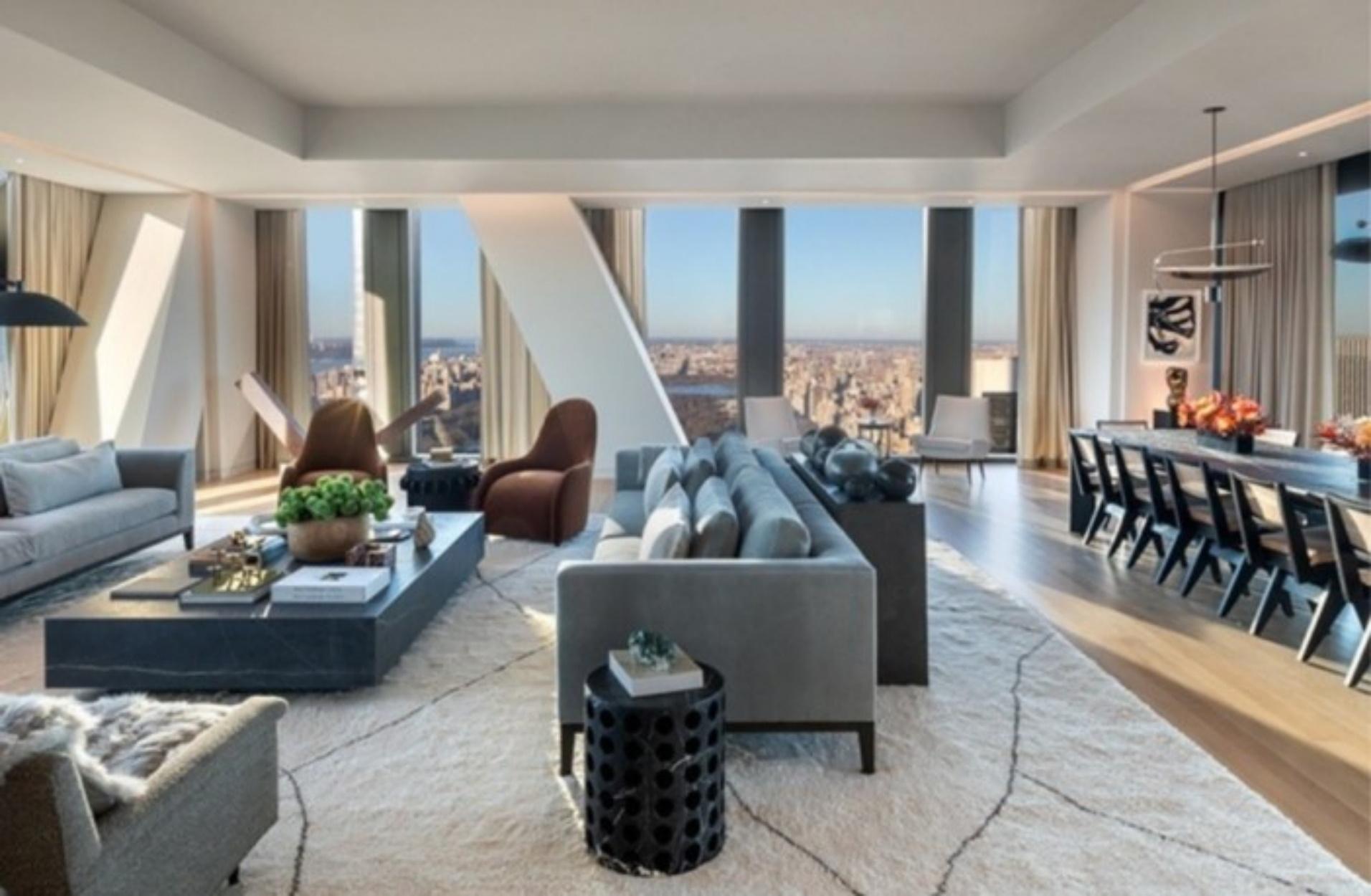 Ένα πολυτελές διαμέρισμα με θέα που πραγματικά κόβει την ανάσα!