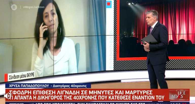 Δημήτρης Λιγνάδης: Τι απαντά στην υπεράσπιση η δικηγόρος της 40χρονης που κατέθεσε εναντίον του
