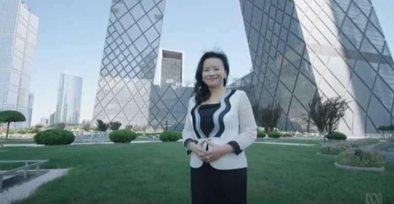 Θρίλερ με παρουσιάστρια που κρατείται στην Κίνα για κατασκοπεία