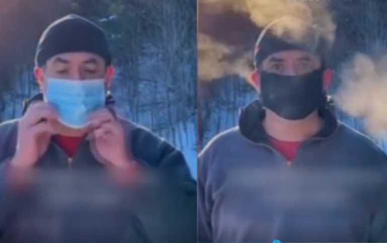 Πείραμα: Ποια διπλή μάσκα προσφέρει μεγαλύτερη προστασία