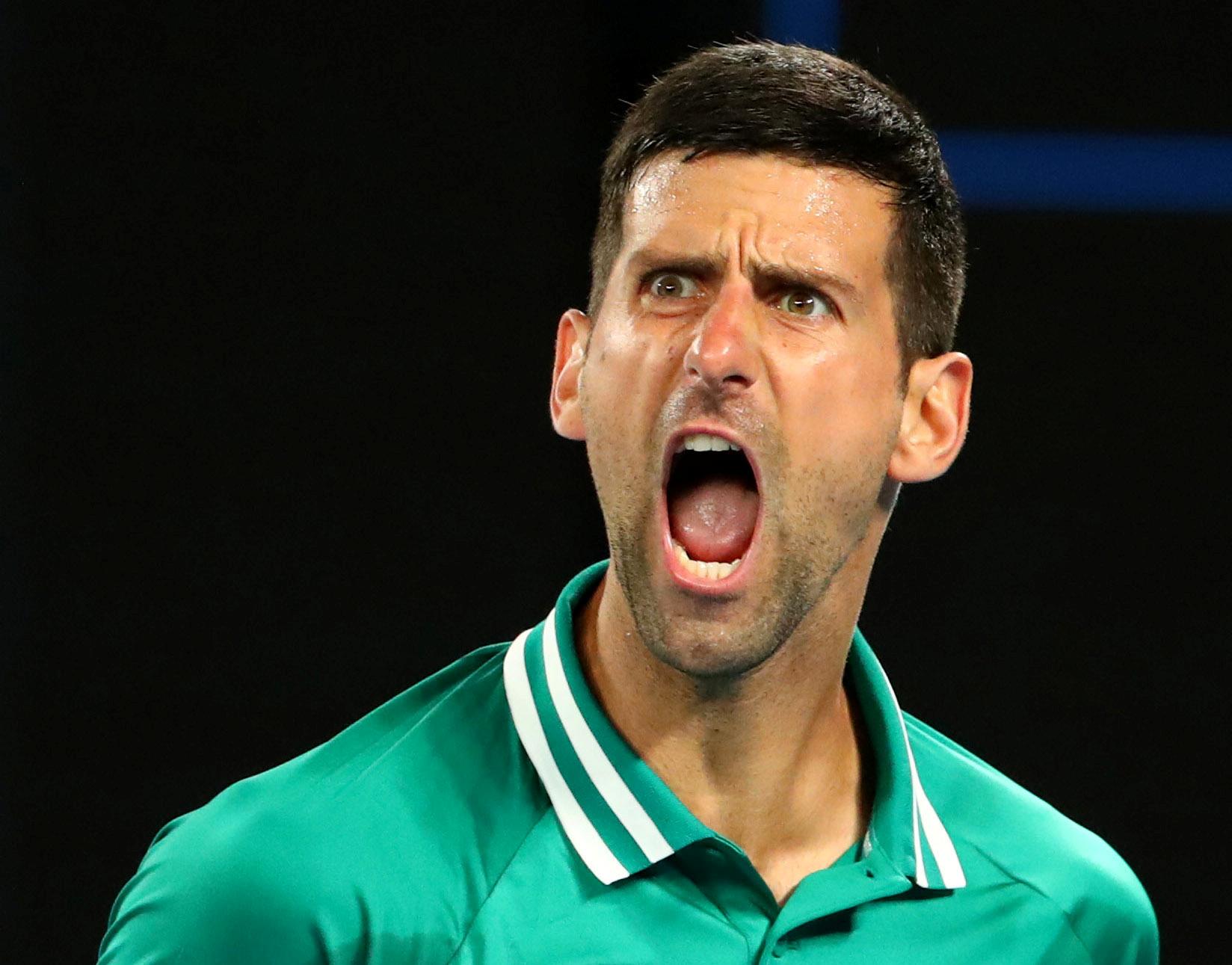 Australian Open: Αγωνία για Τζόκοβιτς