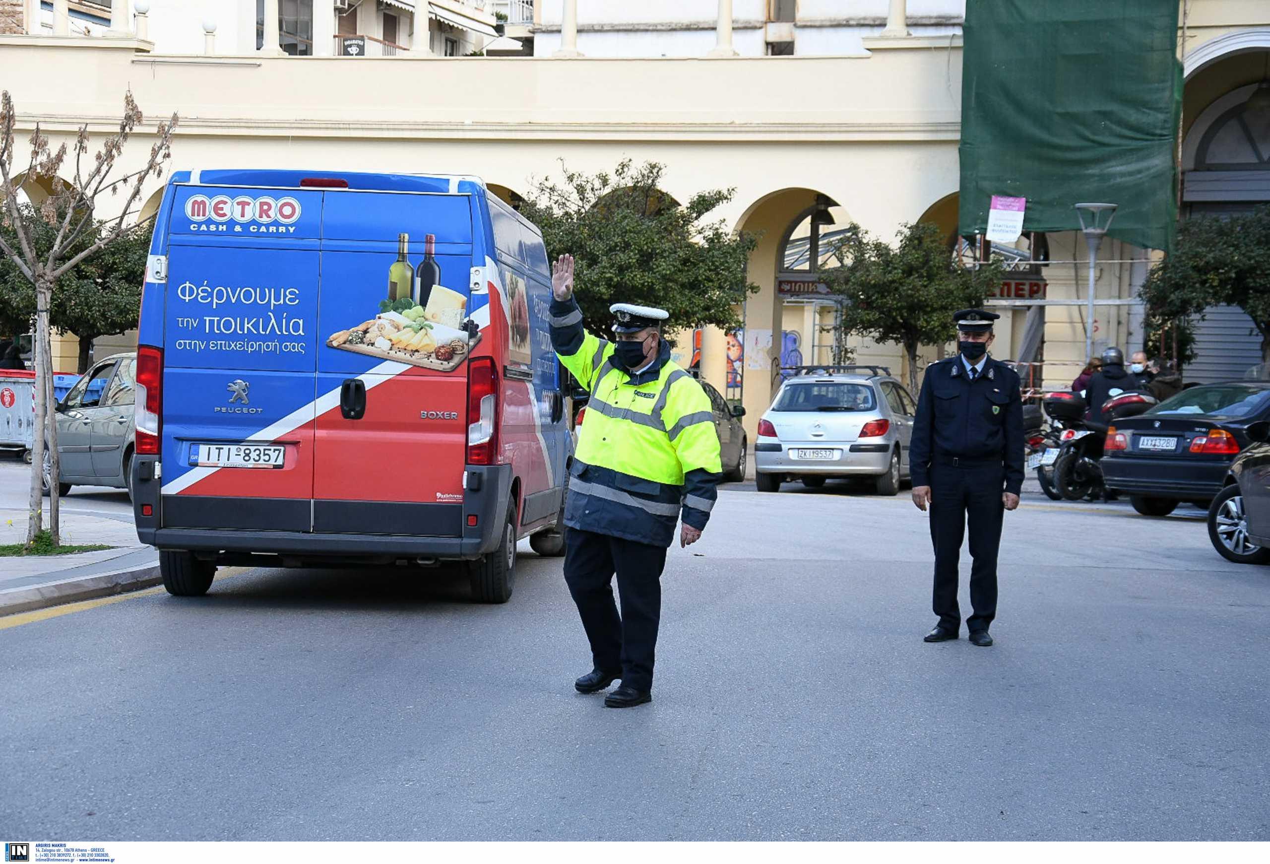 Θεσσαλονίκη: Χειροπέδες και πρόστιμα για παραβιάσεις του lockdown