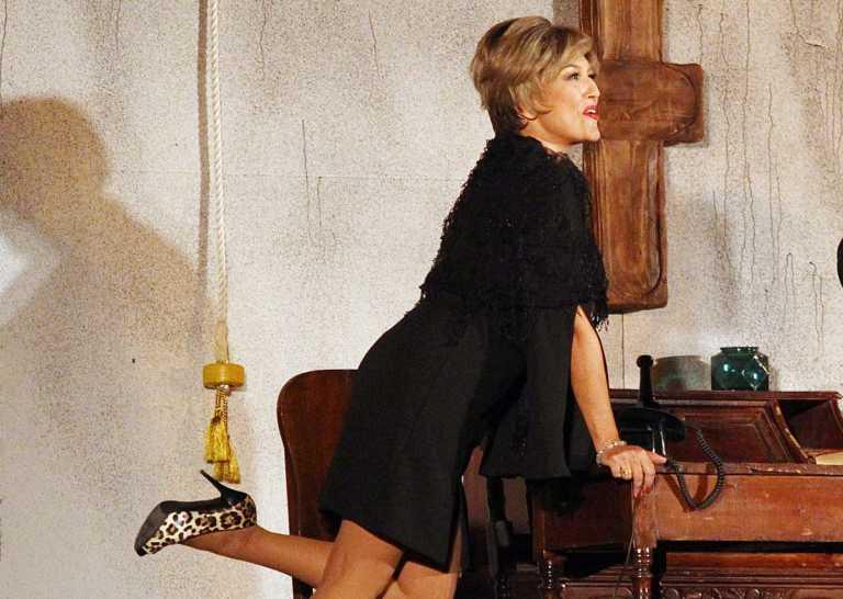 Ελένη Φιλίνη: Έλεγαν εν ψυχρώ «αν δεν έρθεις μαζί μου, δεν θα πάρεις το ρόλο»