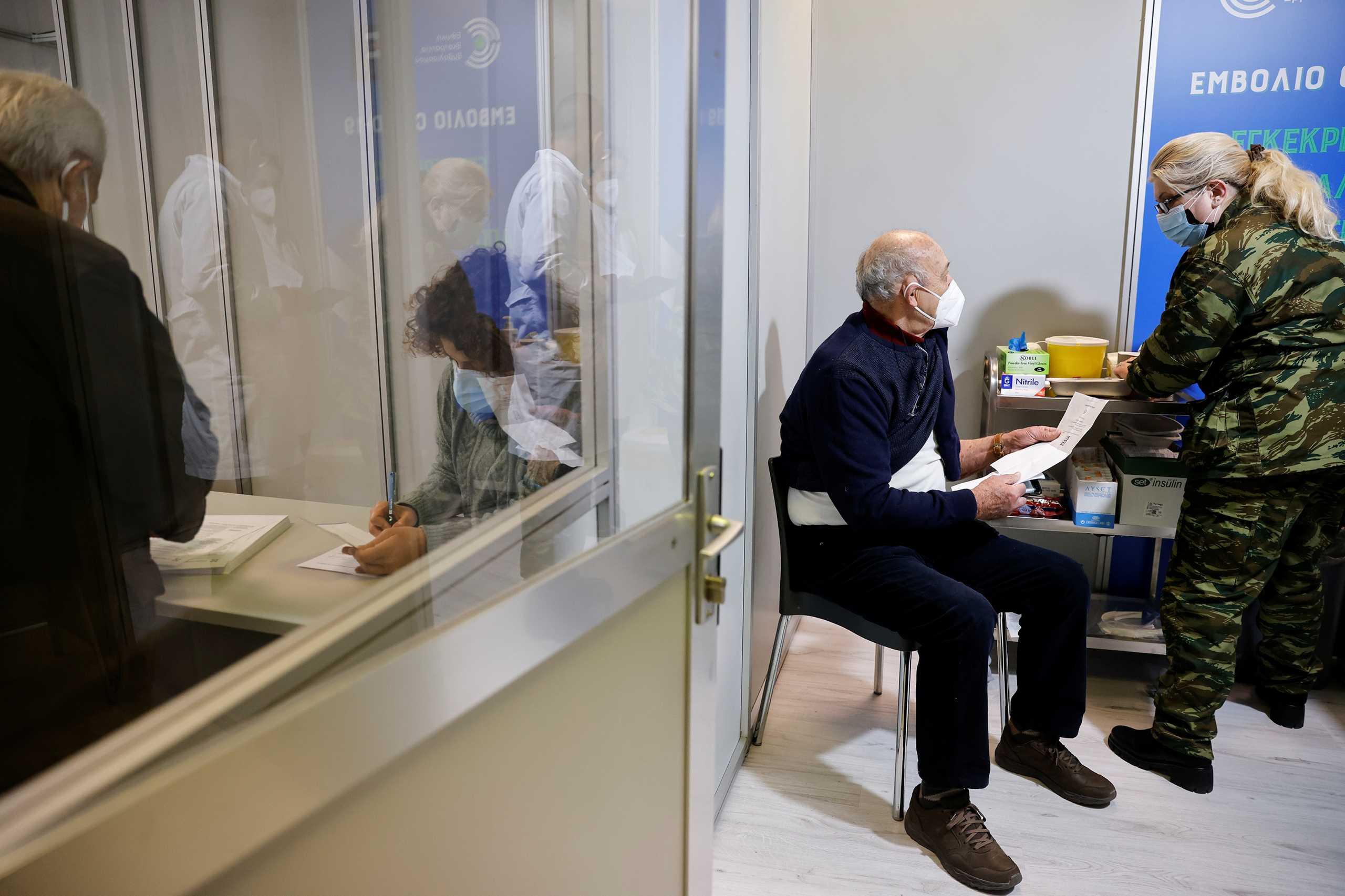 Υπουργείο Υγείας: Αναβάλλονται όλοι οι σημερινοί εμβολιασμοί στην Αττική
