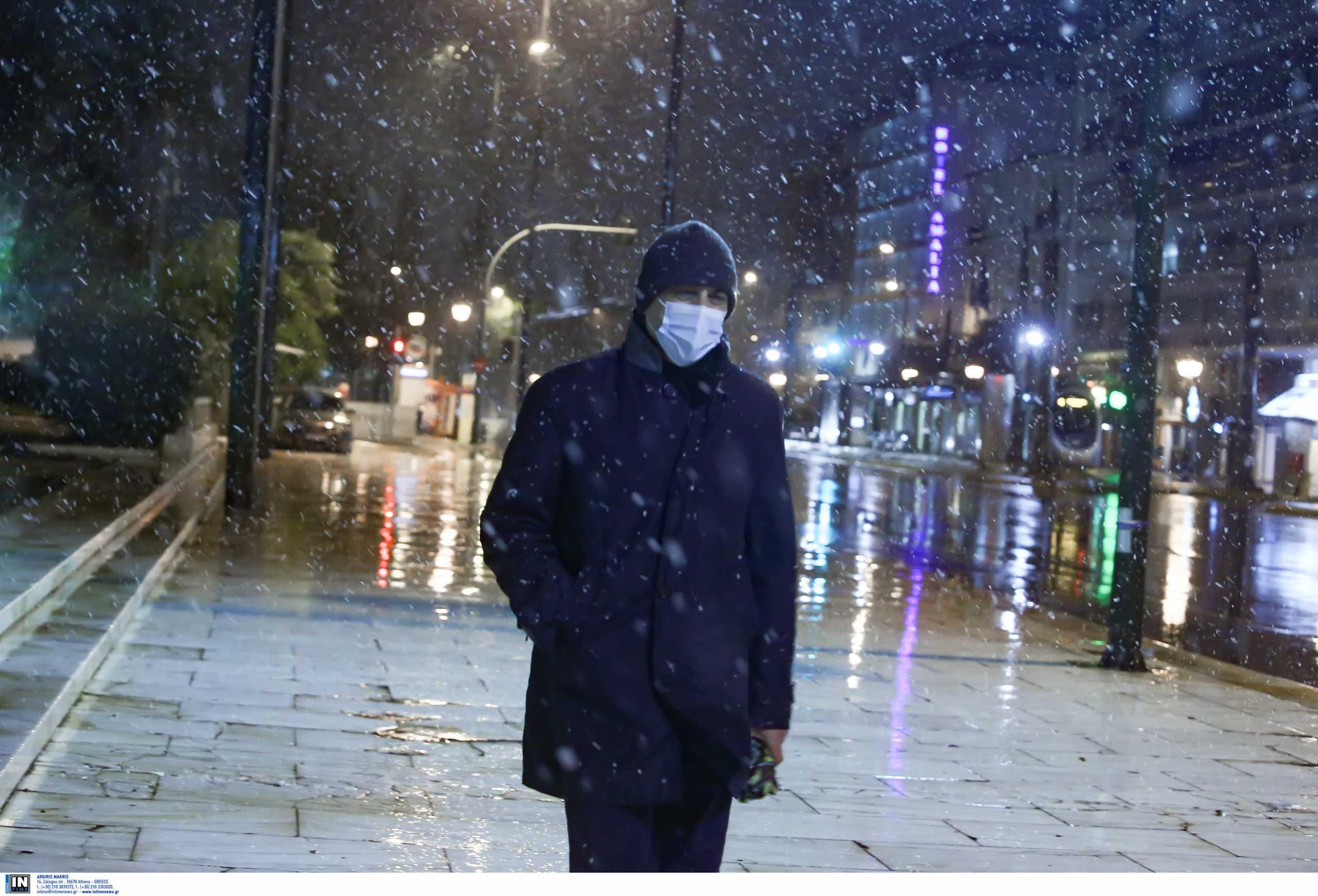 Καιρός – Καλλιάνος: «Χτυπά» την Αθήνα η «Μήδεια» – Σε ποιες περιοχές χιονίζει