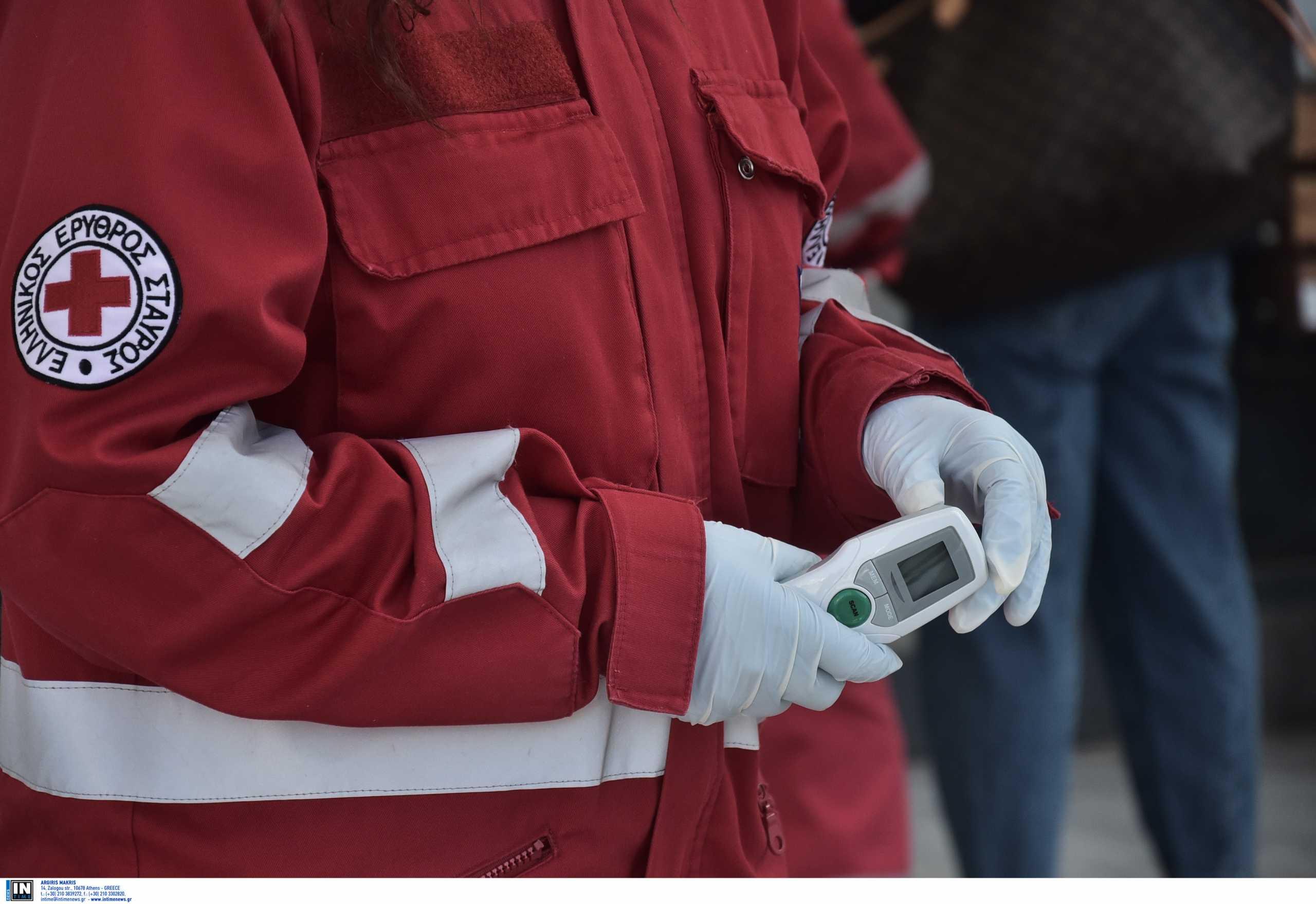 Κακοκαιρία «Μήδεια»: ΟΕρυθρός Σταυρός βοηθά στη μεταφορά ευπαθών ομάδων στα εμβολιαστικά κέντρα